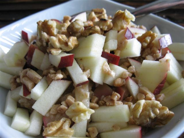 Caramel Apple Oats