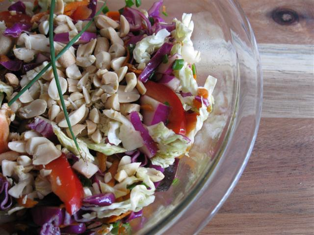 Sweet and Spicy Slaw