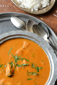 Indian Butter Chicken (Murg Makhani)