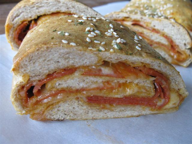 Upcoming Q&A With Tosca Reno & Recipe For Stromboli