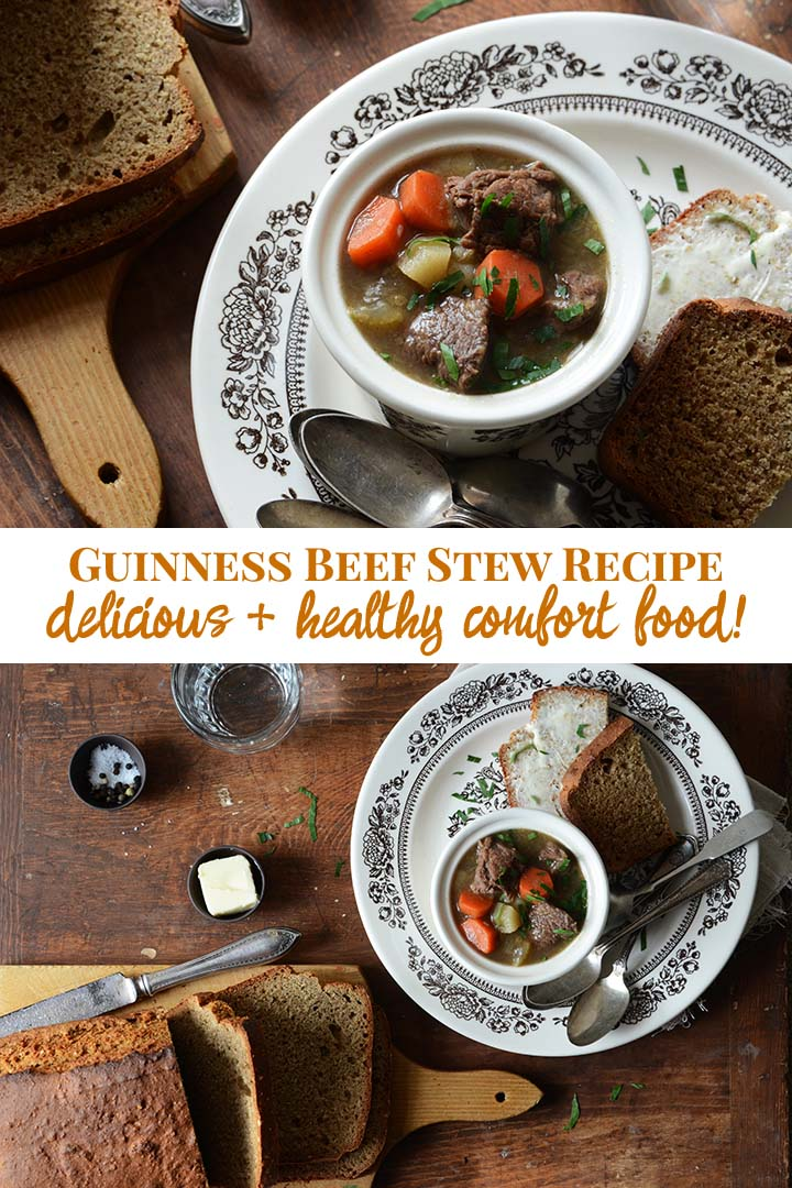 Guinness Beef Stew Recipe Pin