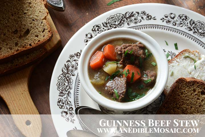 Guinness Beef Stew Recipe with Description