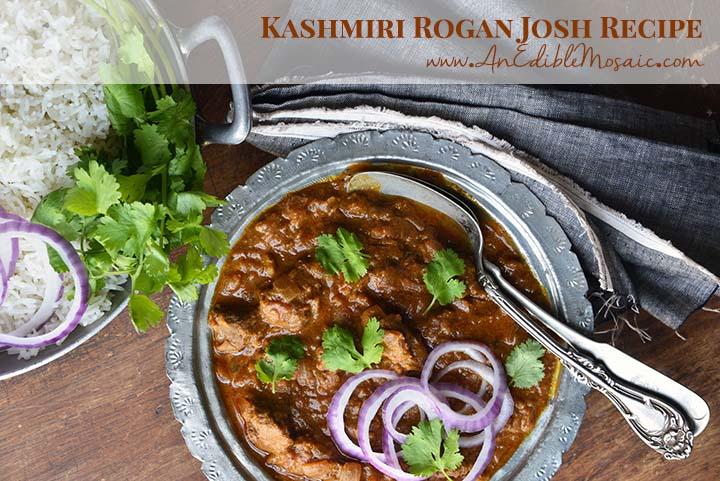 Rogan Josh Recipe with Description