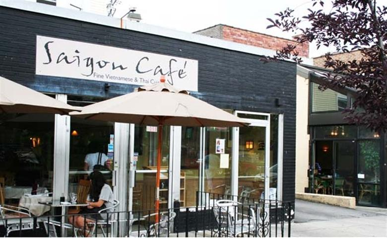 Saigon Café, Buffalo, New York