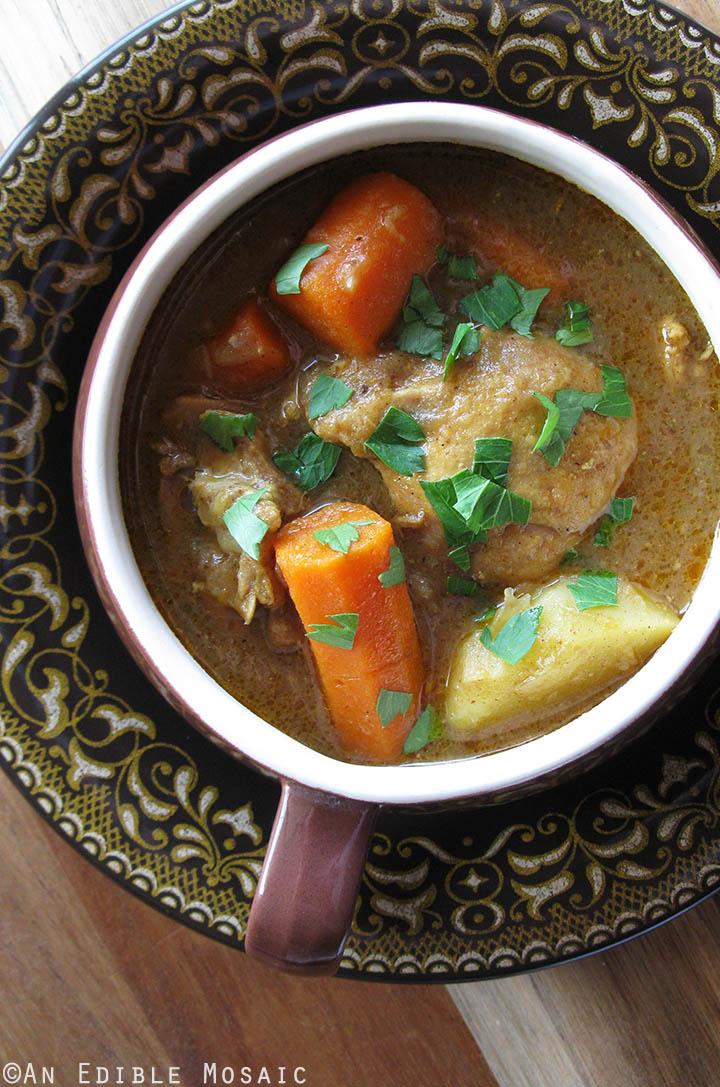 Moroccan-Spiced Chicken Stew 1