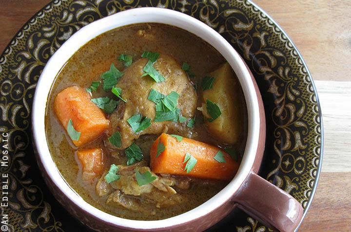 Moroccan-Spiced Chicken Stew 2