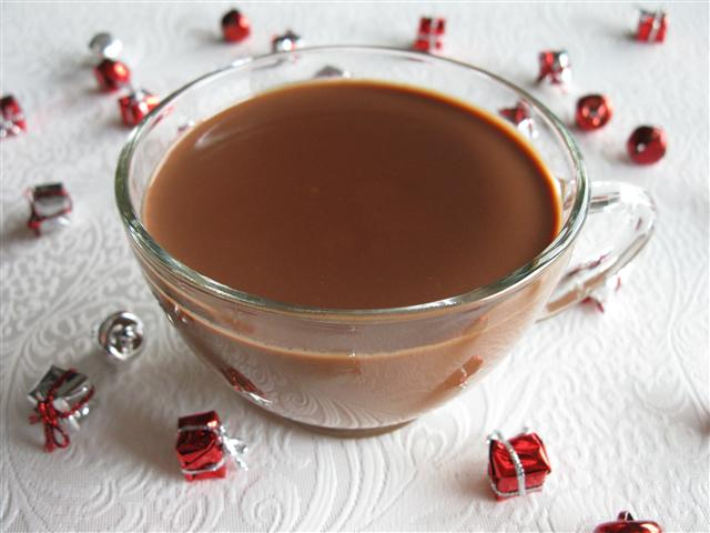 Hot Chocolate — Christmas Brunch