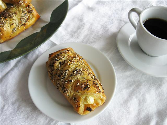 """""""Everything"""" Cheese Pastries"""