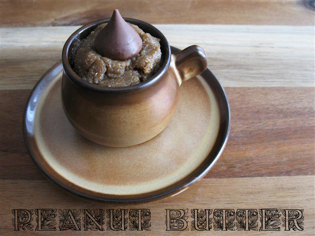 Raw Peanut Butter Cookie Dough — In the Raw…Daily Dessert Indulgences