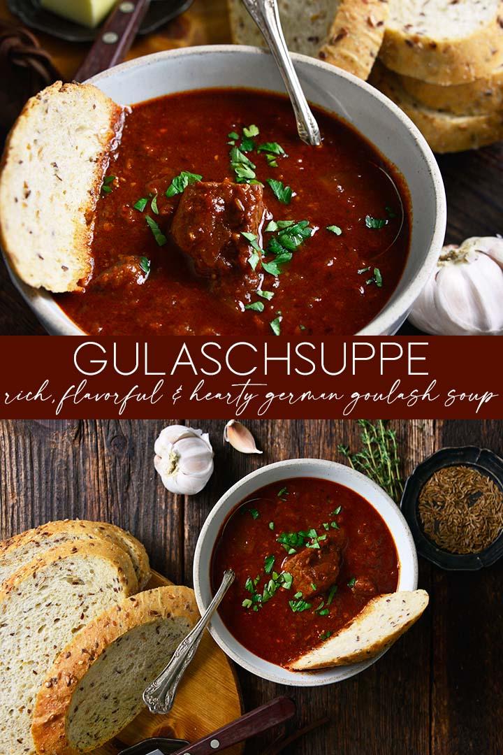 gulaschsuppe recipe pin