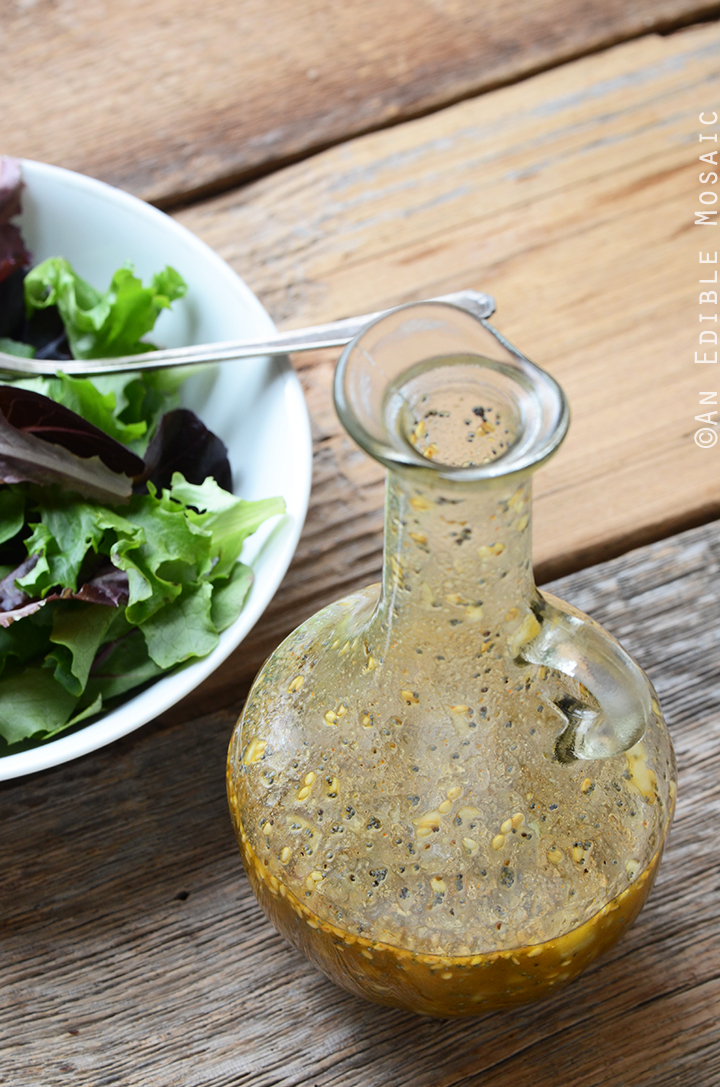 Best Dressing for Salad