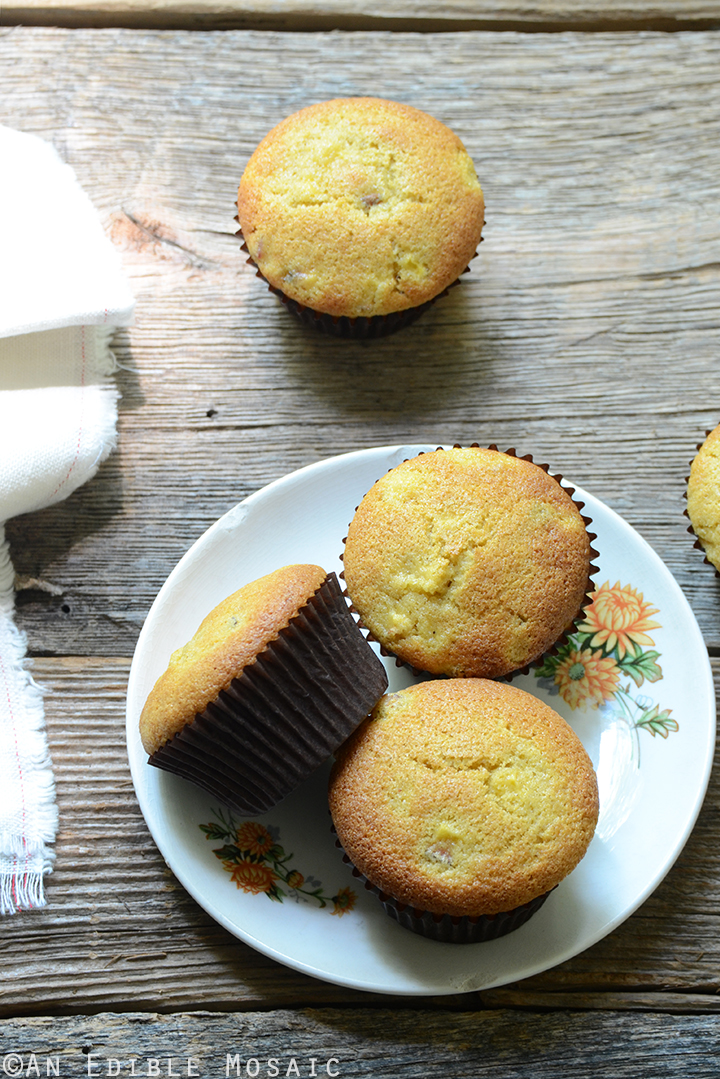 Brown Sugar Peach Muffins Recipe 1