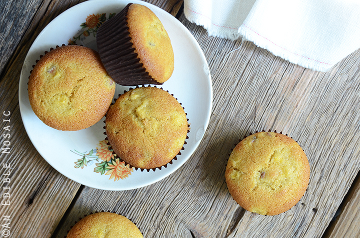 Brown Sugar Peach Muffins Recipe 3