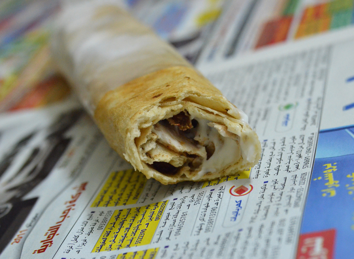 All About Shawarma