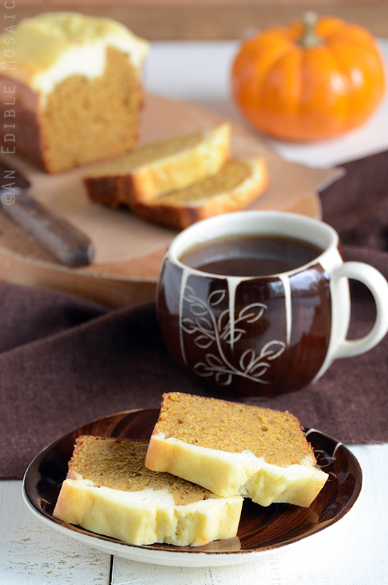 Pumpkin and Cheese Spice Bread 3