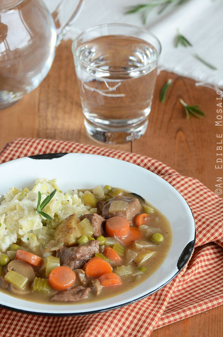 Basic Beef Stew Using Pantry Staples 1