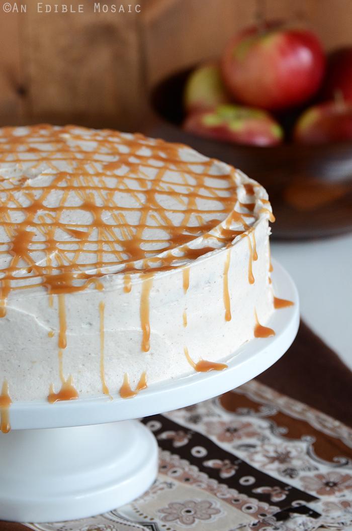 https://www.anediblemosaic.com/caramel-apple-cake-eid-mubarak/
