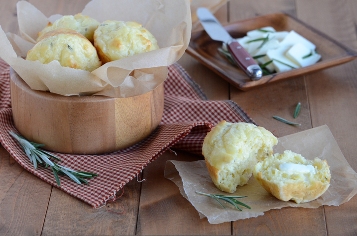 White Cheddar Muffins & A Giveaway {$50 VISA Giftcard!}