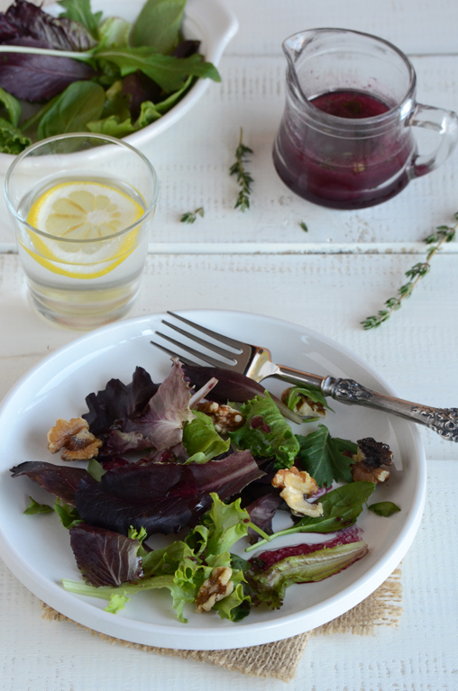 Grape-Thyme Vinaigrette