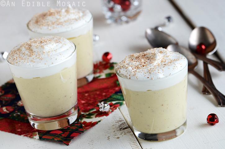 Eggnog Pudding 5