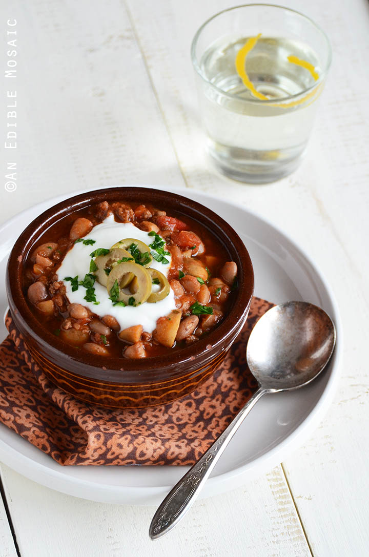 Chili with a Spanish Flair 2