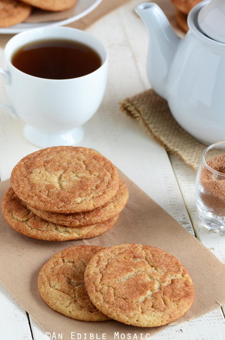 Snickercrinkle Cookies 1