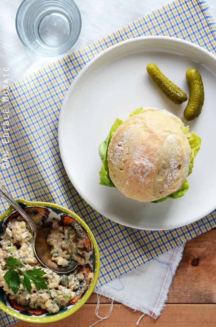 "The Ultimate Mock ""Tuna"" Salad {Vegan}"