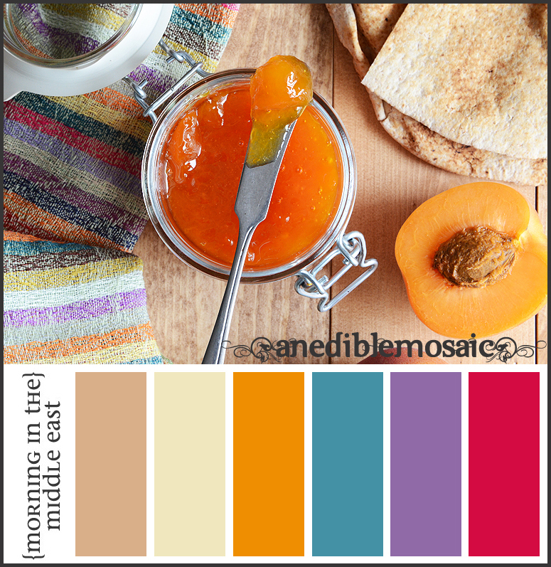 Food Photography & Setting the Mood with Color