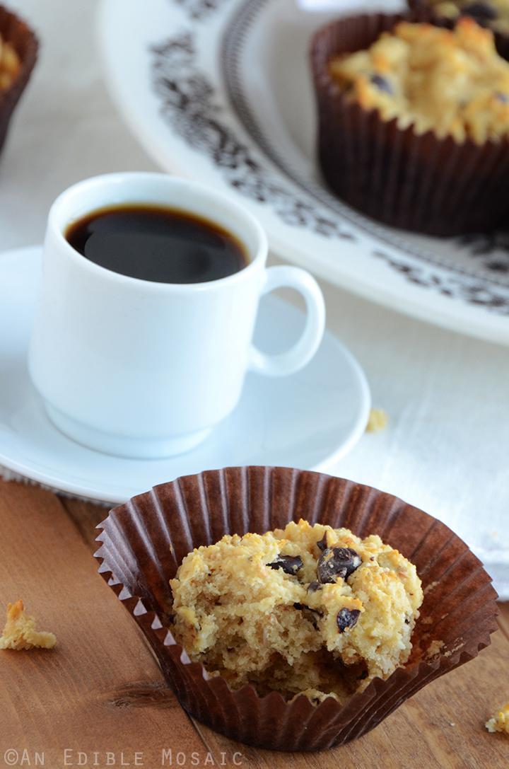 Coconut-Chocolate Chunk Muffins {paleo} 2