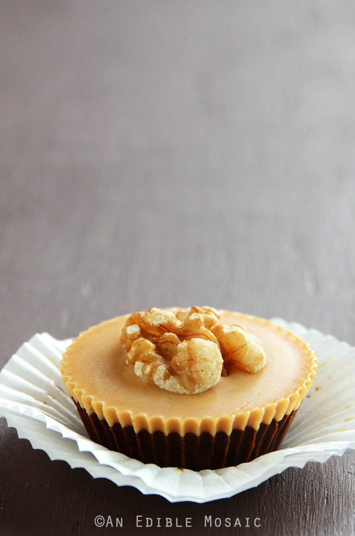 Healthy Enough for Breakfast Chocolate Peanut Butter Cups 1
