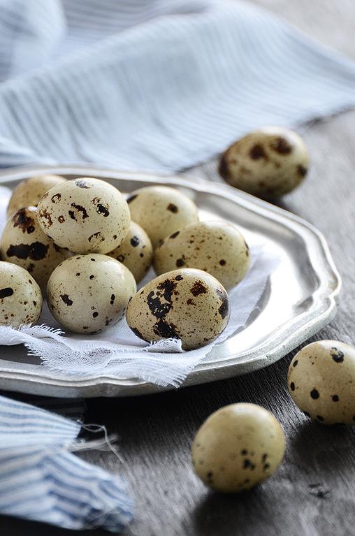 Quail Eggs {Giveaway}