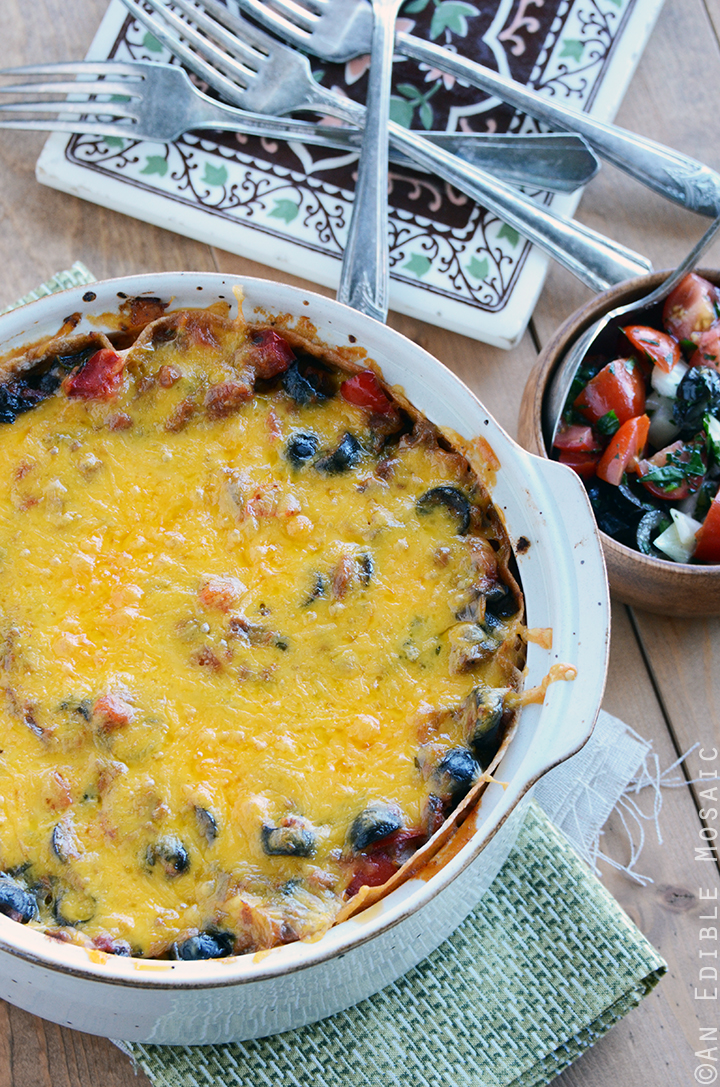 Kid-Friendly Veggie-Heavy Taco Pie 1