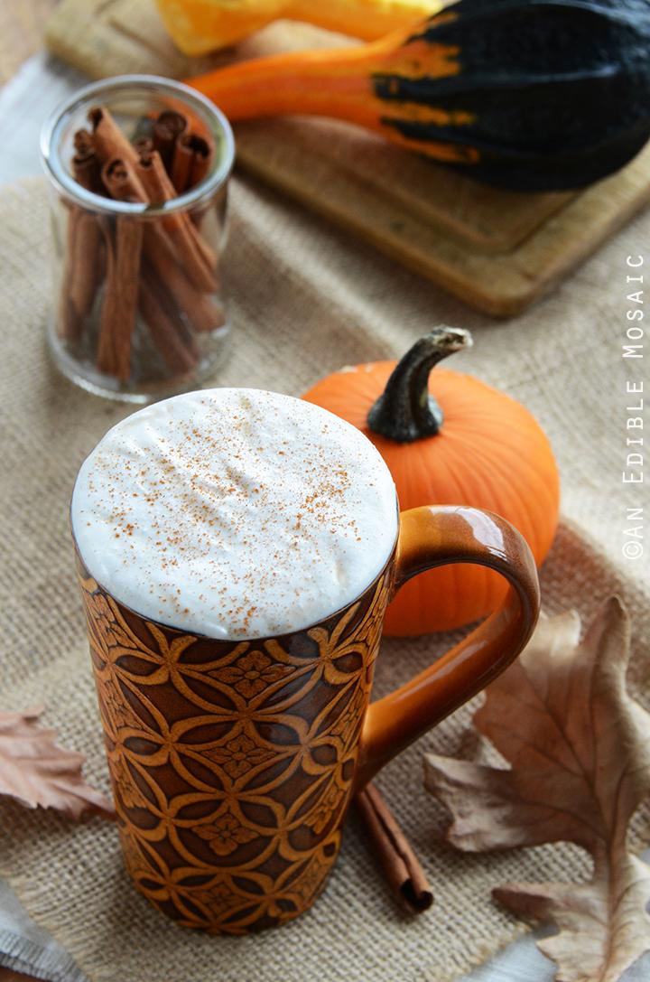 Sugar-Free Pumpkin Spice Syrup 2