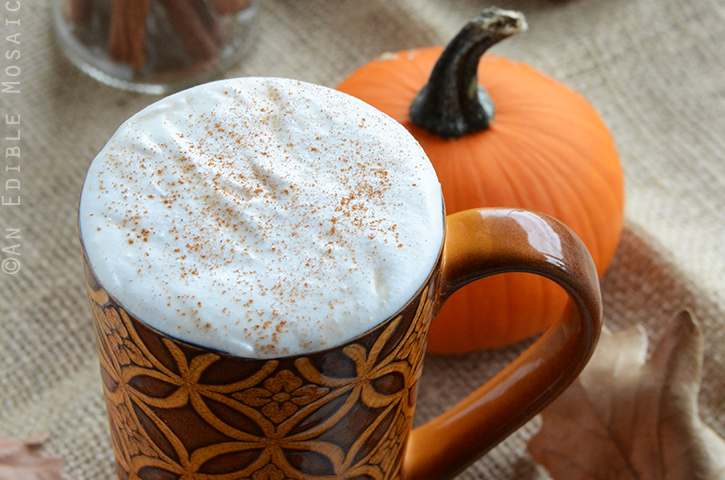 Sugar-Free Pumpkin Spice Syrup {For Lattes and More} 4