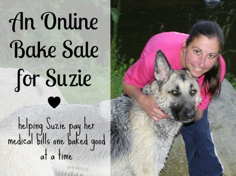 An Online Bake Sale for Suzie