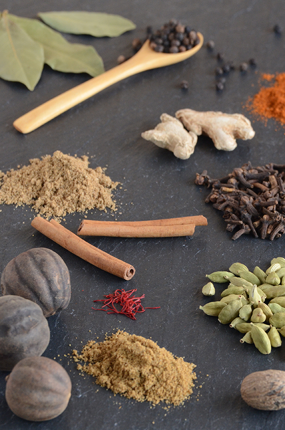 Middle Eastern Spice Blends (Baharat)