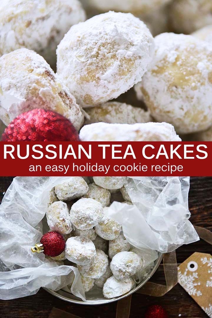 Russian Tea Cakes Pin