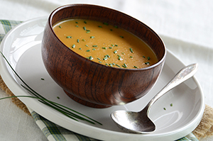 Thai-Inspired Pumpkin Soup