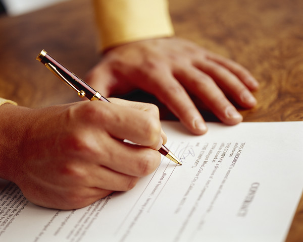 Writing a Book, Part 4:  Your Contract, In Plain English