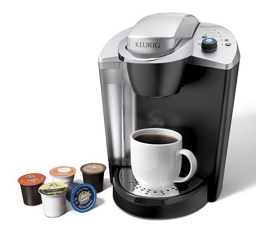 Keurig Coffee Maker & K-Cup Coffee Giveaway!