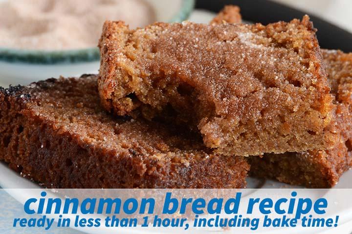 Cinnamon Bread Recipe with Description