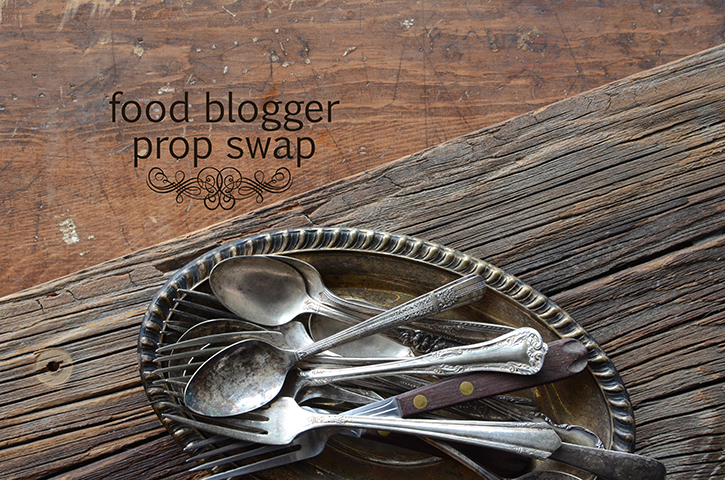Food Blogger Prop Swap 2013