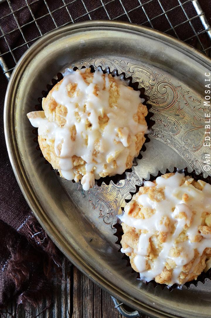 Apple-Almond Streusel Muffins 3