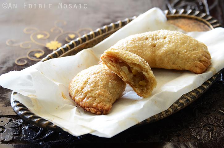Vanilla-Cardamom Pear Hand Pies 3