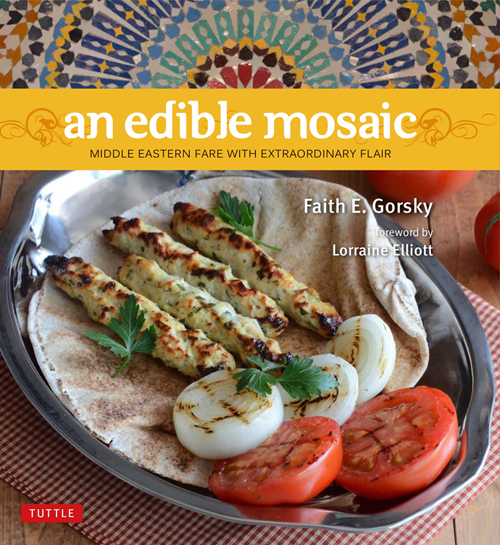 An Edible Mosaic Cookbook