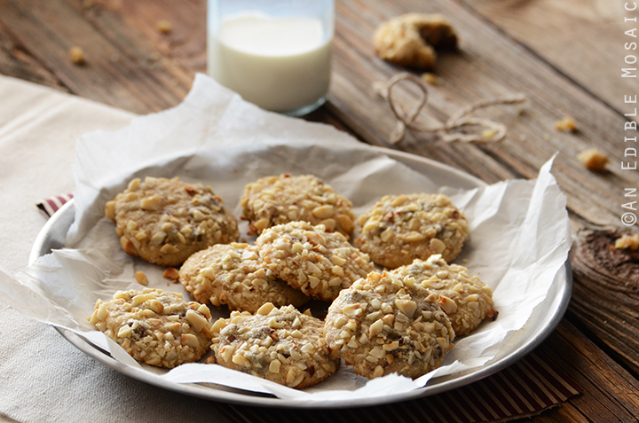 Toasted Hazelnut Chocolate-Espresso Cookies 4