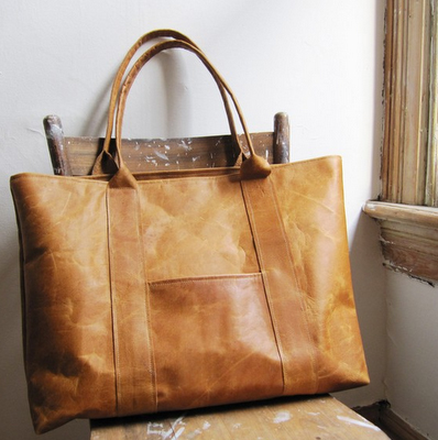 Leather Bag 3