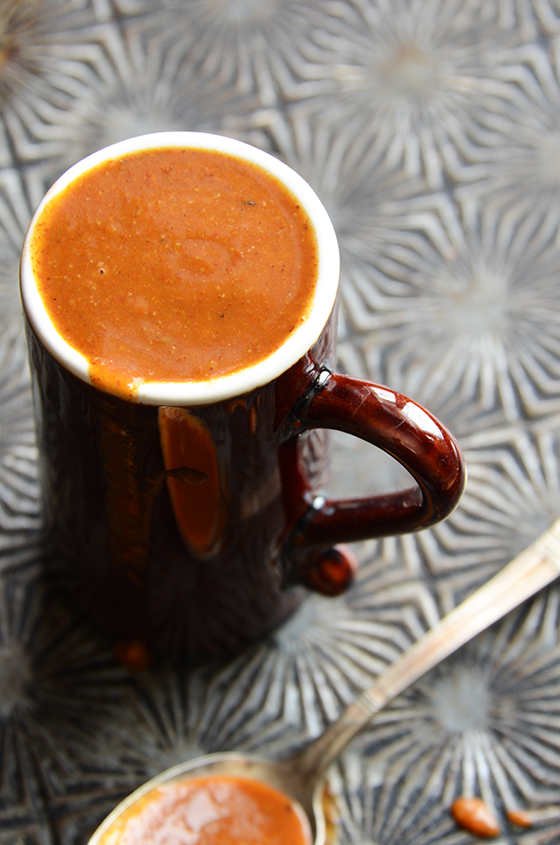 10-Minute Homemade Red Enchilada Sauce 2