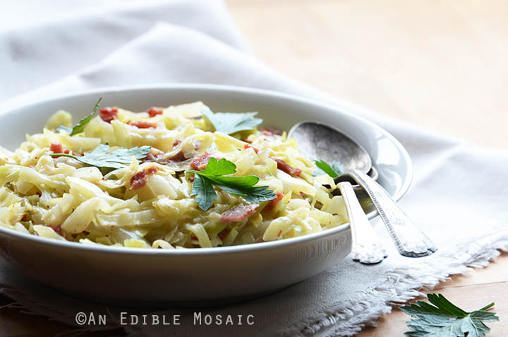 Creamed Cabbage 4