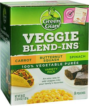 Veggie Blend-Ins